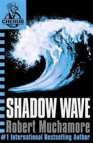 Cherub 12. Shadow Wave