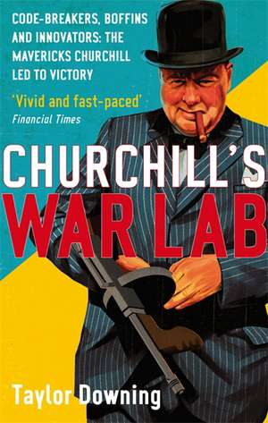 Churchill's War Lab