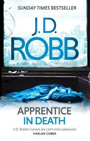 Apprentice in Death de J. D. Robb