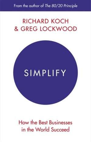 Simplify de Richard Koch
