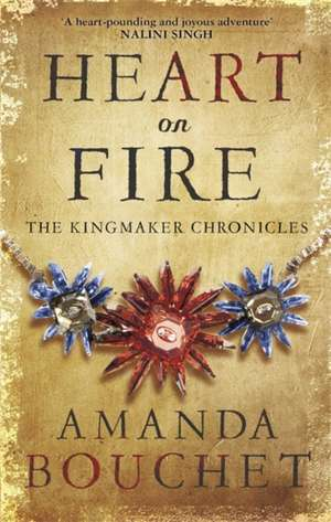 Heart on Fire de Amanda Bouchet