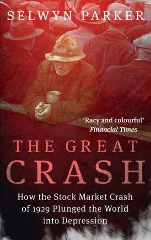 Great Crash de Selwyn Parker