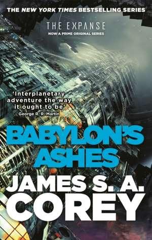 Babylon's Ashes de James S. A. Corey