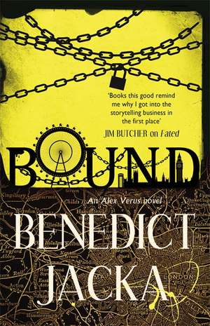 Bound de Benedict Jacka