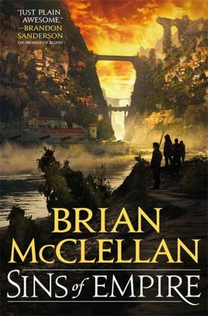 Sins of Empire de Brian McClellan