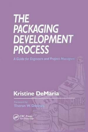 Packaging Development Process de Kristine DeMaria