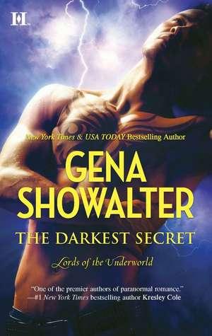 The Darkest Secret de Gena Showalter