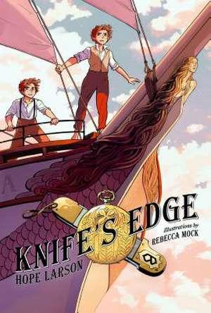 Knife's Edge de Hope Larson