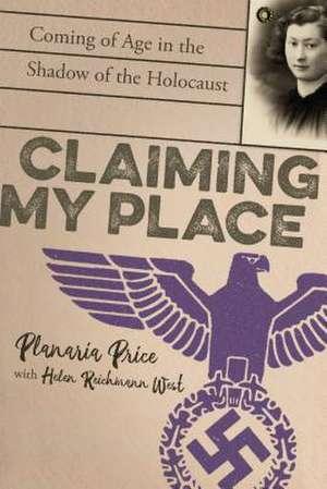 Claiming My Place de Planaria Price