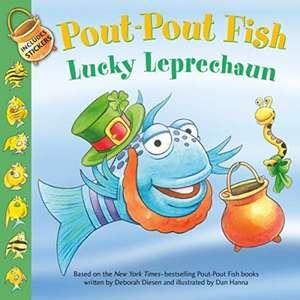 Pout-Pout Fish de Deborah Diesen