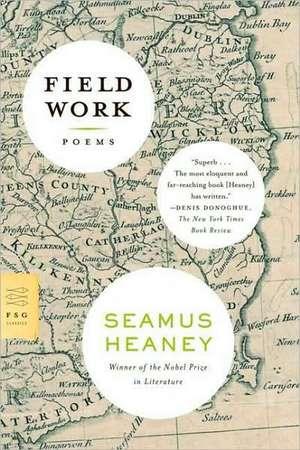 Field Work:  Poems de Seamus Heaney