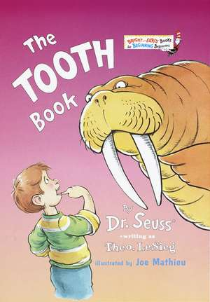 The Tooth Book de  Dr. Seuss