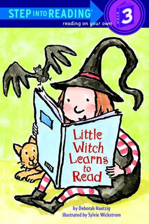 Little Witch Learns to Read de Deborah Hautzig