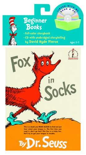 Fox in Socks [With CD (Audio)] imagine
