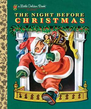 The Night Before Christmas de Clement C Moore