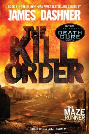 The Kill Order:  A Fallen Novel in Stories de James Dashner