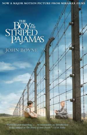 The Boy in the Striped Pajamas de John Boyne
