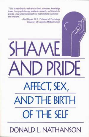 Shame & Pride – Affect, Sex, & the Birth of Self (Paper)