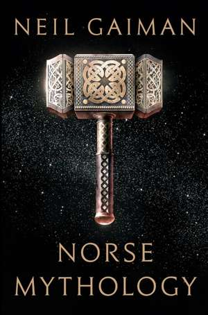 Norse Mythology de Neil Gaiman