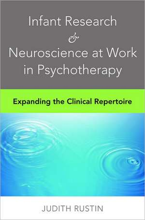Infant Research and Neuroscience at Work in Psychotherapy – Expanding the Clinical Repertoire