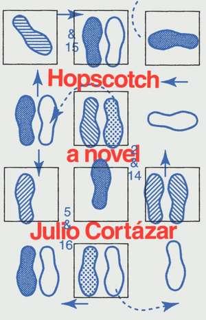 Hopscotch de Julio Cortazar