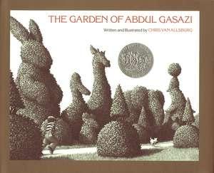 The Garden of Abdul Gasazi de Chris Van Allsburg