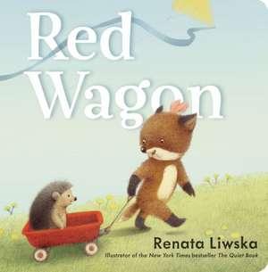 Red Wagon de Renata Liwska