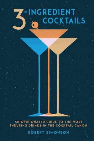 Three-Ingredient Cocktails