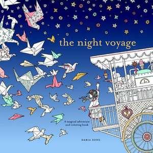 The Night Voyage de Daria Song