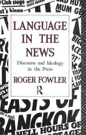 Language in the News imagine