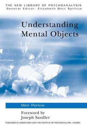 Understanding Mental Objects de Meir Perlow