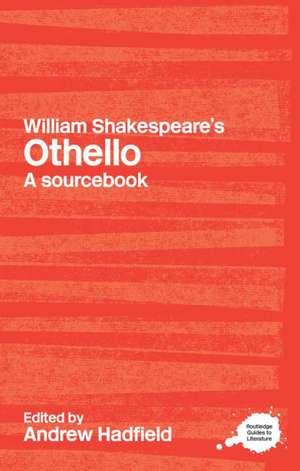 William Shakespeare's Othello imagine