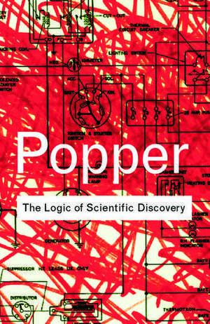 The Logic of Scientific Discovery imagine