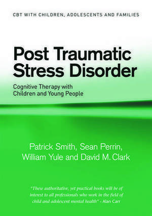 Post Traumatic Stress Disorder de Patrick Smith