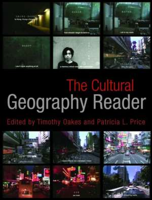 The Cultural Geography Reader imagine