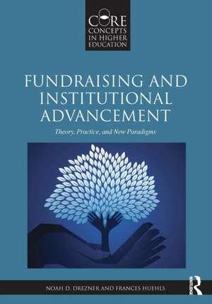 Fundraising and Institutional Advancement imagine