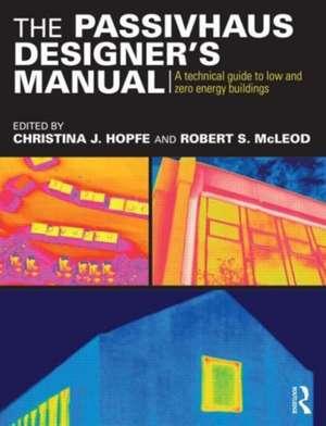 The Passivhaus Designer S Manual imagine