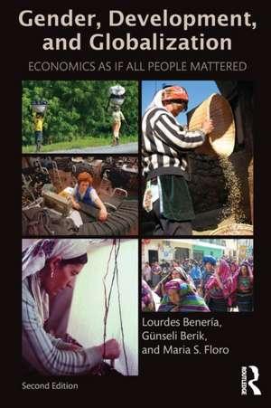 Gender, Development and Globalization imagine