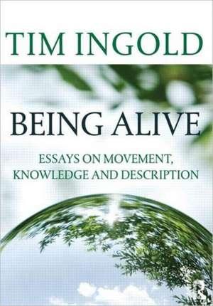 Being Alive imagine