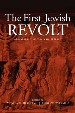 The First Jewish Revolt