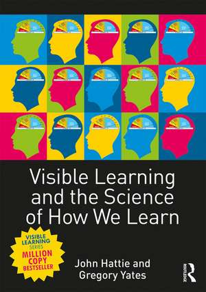 Visible Learning and the Science of How We Learn imagine