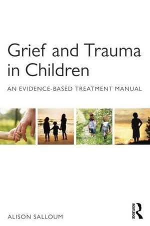 Grief and Trauma in Children