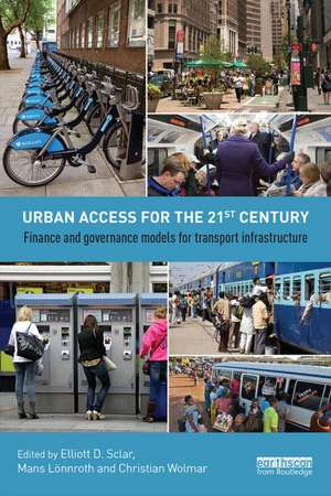 Urban Access for the 21st Century imagine