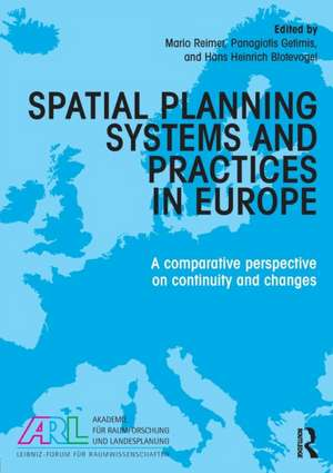 Spatial Planning Systems and Practices in Europe imagine