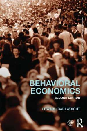 Behavioral Economics de Edward Cartwright
