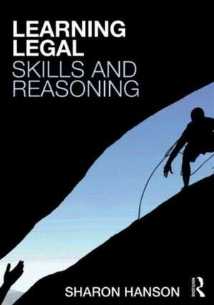 Learning Legal Skills and Reasoning imagine