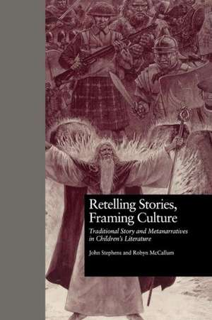 Retelling Stories, Framing Culture
