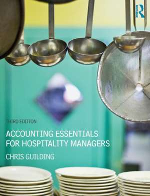 Accounting Essentials for Hospitality Managers imagine