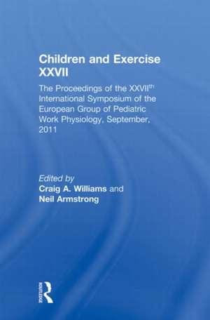Children and Exercise XXVII