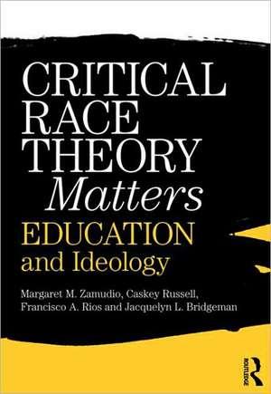 Critical Race Theory Matters imagine